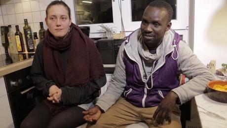 Nachbarn  #16: Anousha Kopp und Zakariya Umar